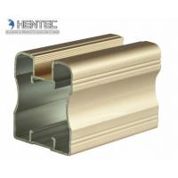 Quality Bronze Anodized Aluminum Window Extrusin Profiles , With Finished Mchining for sale