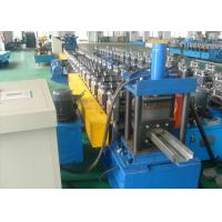 Quality Shutter Door Rolling Forming Machine Galvanized Garage Security 16mpa Working Pressure for sale