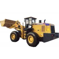 Quality Municipal Engineering Articulated Wheel Loader / 660B Bucket Wheel Loader 3.5CBM for sale