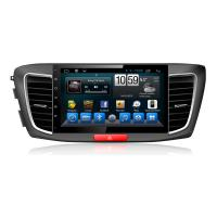 Quality Honda Accord 2015 2016  car multimedia gps navigation System Android quad core DVD for sale