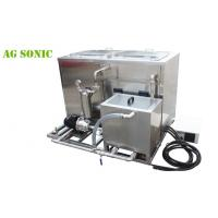Quality Heavy Duty Commercial Industrial Ultrasonic Cleaner With Oil Catch Can AG - 480ST for sale