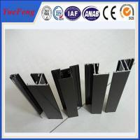 Quality wholesale price aluminium sliding door profile, aluminium profile for glass for sale