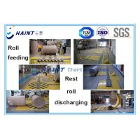 Quality Corrugated Paper Board  / Reel Handling Equipment 18 M / Min High Performance for sale