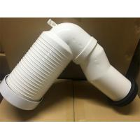 Quality 3mm Thickness Toilet Pan Connector PVC Water Fitting Corrosion Resistance for sale