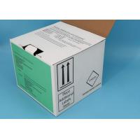 Quality Specimen Transport 95kPa Bags With an Absorbent Pocket Sleeve Inside for sale