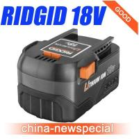 Quality Ridgid 18V High Capacity 18Volt Lithium-ion Battery R84008 for sale