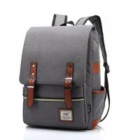 Quality Retro Cute Stylish School Backpacks  , Outdoor Camping Waterproof College Bags for sale