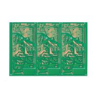 Quality HASL Finishing Surface PCB Prototype Printed Circuit Board Halogen Free Material for sale