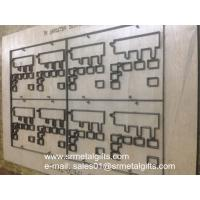 Quality Precision tight tolerance steel rule dies building for sale