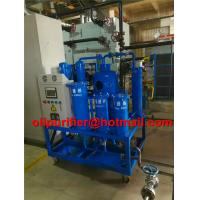 TY Turbine Oil Filtration Plant,Waste Oil Treatment Plant,Vacuum Lubricant Oil Regeneration Machine, Lube Oil drying for sale