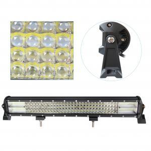 Quality Practical UTV Led Light Bar Multiple Mounting Brackets 10° Spot / 150° Flood for sale