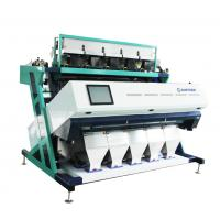 Quality High Accuracy Grain Color Sorter Five Channel For Oat Wheat Corn Material for sale