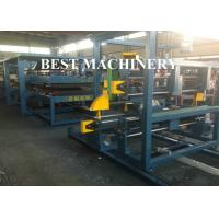 Buy Sheet Sandwich Panel Production Machinery Mineral Wool Board Saw Cutting Type at wholesale prices