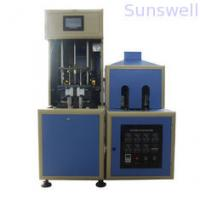 Quality Fully automatic Stretch Blow Molding Machine with 4 cavities make for juice, vitamin drink for sale