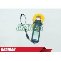 Quality Micro Leakage Current Clamp Meter Electrical Instruments 20ma -60a Leakage Detection for sale