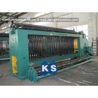 Quality Automatic Gabion Box Hexagonal Wire Netting Machine High Speed 3.5 Meter Per Minute for sale