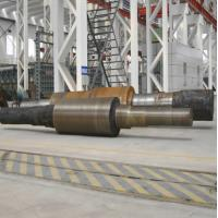 Quality 30Cr2Ni4MoV Alloy Steel Forging The Shaft 8000KW - 1000MW Steam Turbine Rotor for sale
