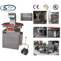 China Single Position Die Aluminium Window Machinery For Punching Process on sale