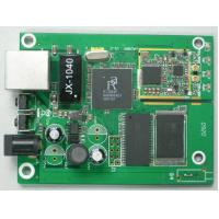 China IPC Class 2 PCB Assembly with Hard Gold PCB Lead Free Reflowig Assembly on sale