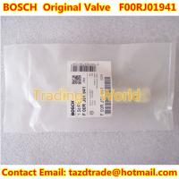 Quality BOSCH Original Injector Body Valve ,Control Valve F00RJ01941 Fit Common Rail Injector for sale