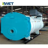 Buy cheap Low pressure 6t/h 1.25mpa gas oil fired steam boiler for Dyeing industry from wholesalers