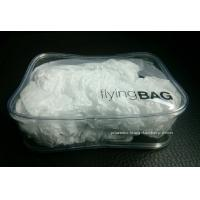 Buy Men Clear Vinyl Airline Travel Kit Bag ,  Travel Kit Organizer for Airport Security Check at wholesale prices