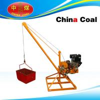 China diesel engine cranes 0.5T and 1T on sale