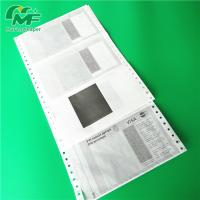Quality Salary Envelope Pin Mailer Paper Good Smoothness for sale