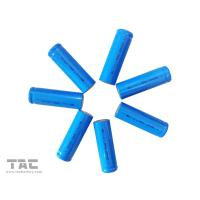 Quality Rechargeable Lithium Ion Cylindrical Battery LIR14430 700mAh For Lighting for sale