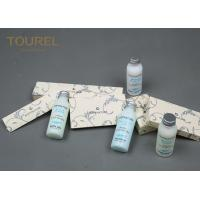 Buy Eco Friendly Hotel Bathroom Amenities 10~300ml With Comb Vanity Kit at wholesale prices