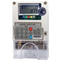 Quality 1 Phase 5(60)A STS Prepaid Meters Two Way Communication kWh Prepayment Metering for sale