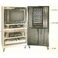 Quality Movable Metal Television Cabinet for sale