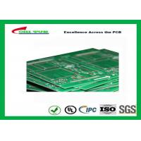 Quality Computer PCBs with Rigid FR-4 1.6mm  OSP surface treatment  with RoHS for sale