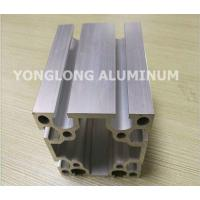 Quality T3 - T8 Machined Aluminium Alloy Profile 6063 6060 6005 6005A With Natural Oxidation Treatment for sale