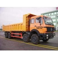 China famous best price North Benz 8*4  LHD/RHD dump truck/tipper for sale, good price North Benz dump tipper truck for sale