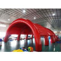 Buy cheap Durable Large Inflatable Arch Tents, Giant Inflatable Outdoor Dome Tent from wholesalers