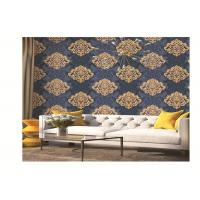 Buy PVC embossed wallpaper TV background entertainment household waterproof at wholesale prices