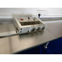 Quality Automatic PCB Cutting Machine For LED PCB Depaneler With Circular Linear Blades for sale