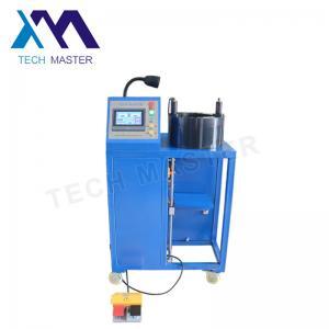 Quality Auto Parts Air Machine Molding Free Hydraulic Hose Crimp Machine 380V L850*W900*H1300mm for sale