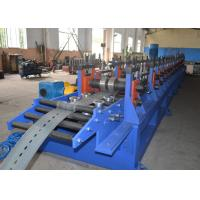 Buy Cold Rolled Steel Sheet Roll Forming Machine Galvanized Solar Rack Unistrict Channel at wholesale prices