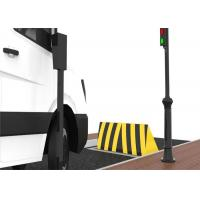 Buy Customized automatic road blocker , Traffic Control System Rising Steps 3m to 6m at wholesale prices