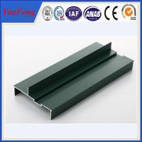 Quality aluminum profile for buildings manufacturer, china aluminium extrusion curtain wall for sale