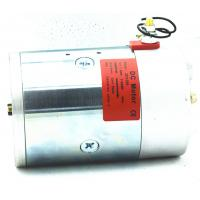 Quality 2.2KW 24v Dc Electric Motor 2700 RPM Hydraulic CW Rotation For Forklift for sale
