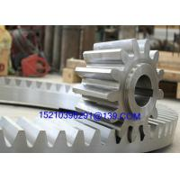 Quality Alloy Steel Industrial Straight Bevel Gear Planetary Reduction Gears for sale