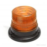 China Screw Mounted Forklift Spare Parts Led Emergency Strobe Lights Plastic Material on sale