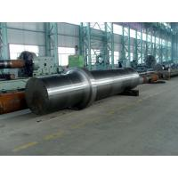Quality Precision 35CrMo Hot Forged Alloy Steel Shaft Cement Equipment Part EN10228 for sale