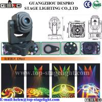 Quality 60W LED moving head spot light for sale