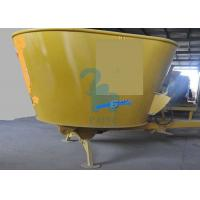 Buy 2115kgs Stationary Type TMR Ruminant Animals' Feed Mixer Machine For Cattle Husbandry at wholesale prices