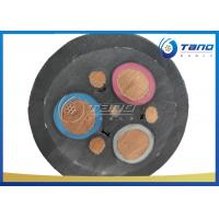 Quality EPR Insulation Rubber Insulated Cable CPE Sheath Material 2kV - 15kV for sale