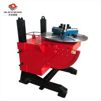 Quality Digital Angle Display Rotary Automatic Welding Positioner 1300lbs Capacity for sale